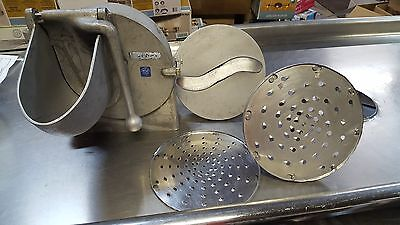 Hobart Pelican Head, Grater, and Slicer Attachment for H600 Mixer