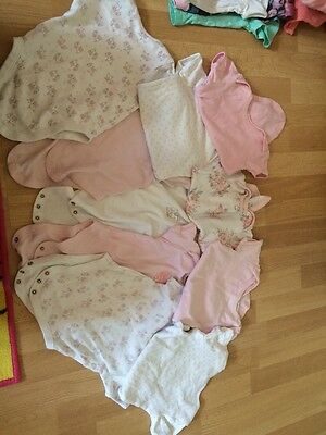 baby girl vests 9-12 months