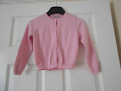 Girls Cardigan Age 4-5 Years