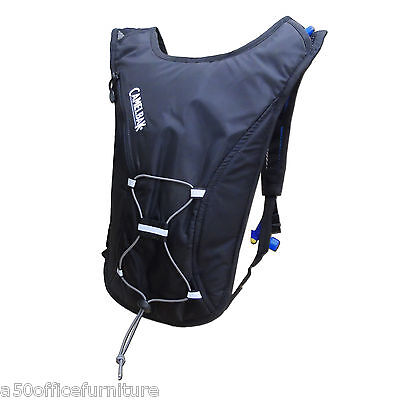 GENUINE CAMELBAK WATERBAK 1.5ltr Pureflow Hydration Pack Black *NEW*