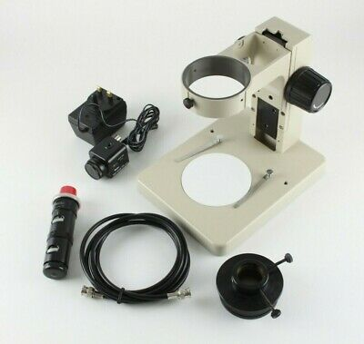 Optem Micro Video Inspection System, with zoom, focus, and BNC Camera