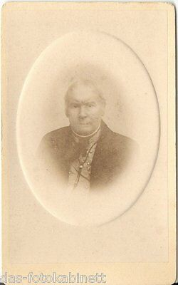CDV photo Herrenportrait - 1870er