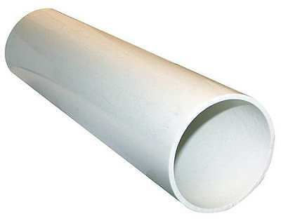 """15"""" inch diameter HD PVC PIPE 1120 10.3 K2  type I grade I white by foot A6"""