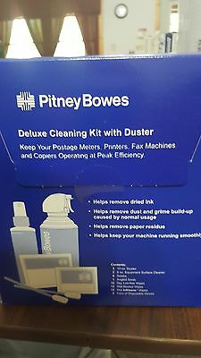 Pitney Bowes Deluxe Cleaning Kit - New Unopened - CK0-3
