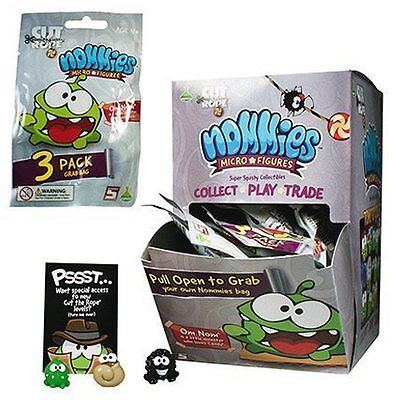 30 NEW Cut the Rope Packs Blind Bags Wholesale Toys Pocket Money Party Fete