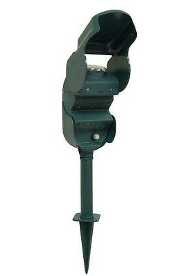 GE 6-Outlet Grounded 24-hour Yard Stake Timer