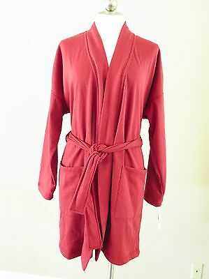 7be3c38ee9 NEW UGG WOMEN S Braelyn Short Wrap Robe Port Heather Sz L -  49.97 ...