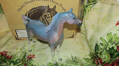 Peter Stone Opal Arabian.  Darker color version with box.