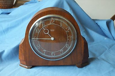 Vintage Smiths Sectric Electric Mantel Clock