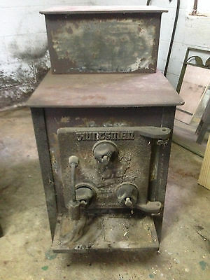 Huntsman Wood Burning Stove Model 241 Atlanta Stove Works