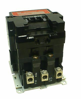 Square D 8903SQG2 200 Amp Lighting Contactor W/ 120 V Coil (N5)