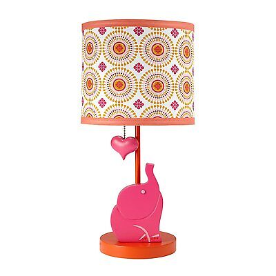Party Elephant- Lamp Base & Shade Happy Chic Baby by Jonathan Adler