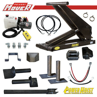 Complete Dump Trailer 10 Ton  Hydraulic Scissor Hoist Kit - Power Hoist PH520