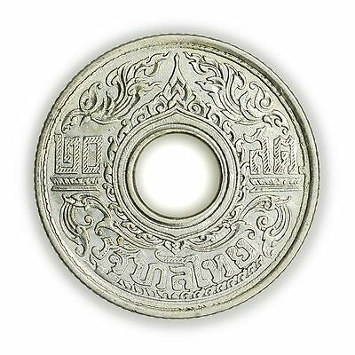 Thailand Y#A56 BE2485 20 Satang, Small, Uncirculated Coin [3127.26]