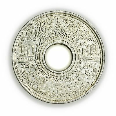 Thailand Y#A56 BE2485 20 Satang, Small, Brilliant Uncirculated Coin [3127.27]