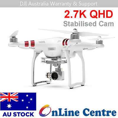 DJI Phantom 3 Standard Drone With Integrated 2.7K Stabilised Camera [AU Stock]