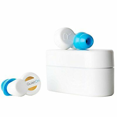 QuietOn Active Noise Cancelling Ear Plugs- New