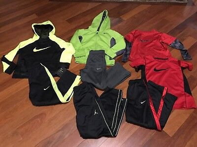Lot Of Boys Clothes(Nike)-size 6 & 7