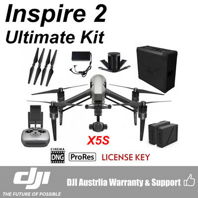DJI Inspire 2 Ultimate Premium Kit [AU Stock]