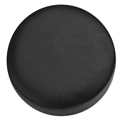 Steering Wheel Centre Pads (Foam and Cloth Canvas) BLACK