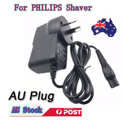 15V AU Plug For PHILIPS Shaver Charger Power DC Adapter Lead PT720 AT880 HQ6070