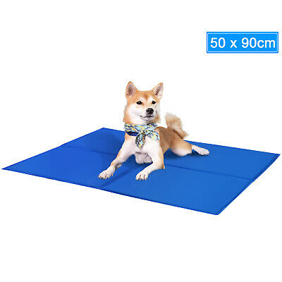 Gel Chilly  Soft Mat for Dog Puppy Pet Summer Self Cooling Gel Pad Foldable