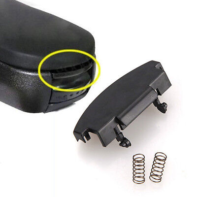 Centre Console Armrest Lid Latch Clip Repair for VW Jetta Bora Mk4 Golf Black HM