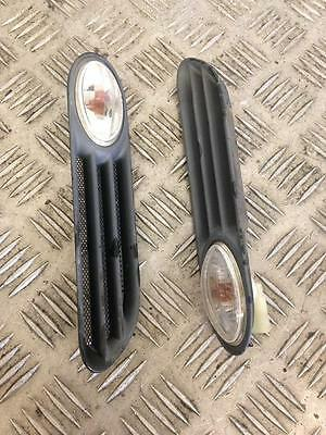 2004 1.6 3Dr Hatch Mini One R50 Right And Left Side Repeater Marker Light