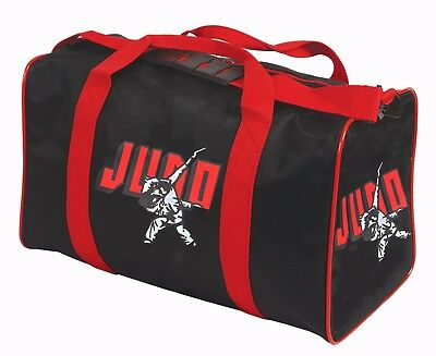 Cimac Judo Motif Holdall Martial Arts Judo Training Gym Bag