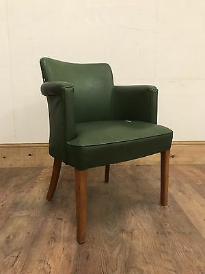 Mid century modern vintage desk chair