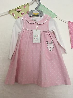 Beautiful New Baby Dress 3-6 Months