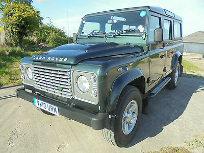 Land Rover 110 Defender 2.4TDi County