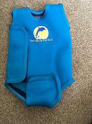 baby warm swim suit 0-6 Months