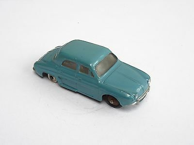 Voiture miniature Renault Dauphine - Dinky Toys - Meccano (France) - Bleu
