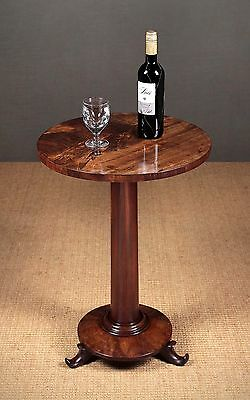 Antique Regency Mahogany Wine Table c.1820.