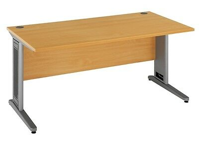 Commercial Straight Desk In A Variety Of Sizes & Colours