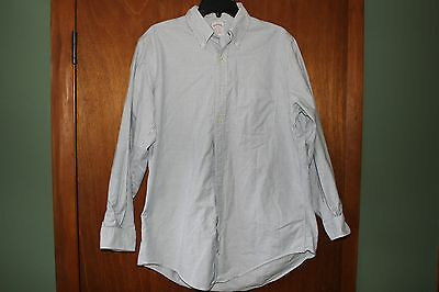 Men's Brooks Brothers The Original Polo Shirt Traditional Fit Striped Size 16-33