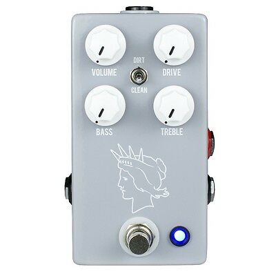 JHS Pedals Twin Twelve V2, Overdrive Pedal