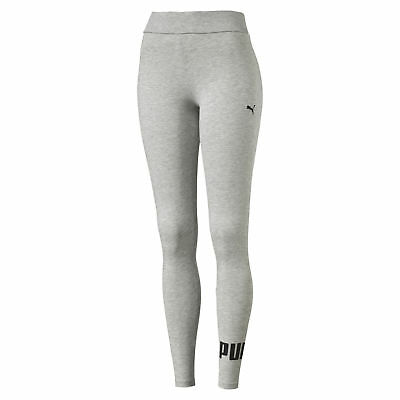 Graphic Damen Leggings Frauen Sporthose Basics Neu PUMA Essentials
