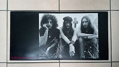 Atomic Rooster - Death Walks Behind You - 1970 UK LP - 1st Press - NM Vinyl
