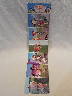 Flintstones Vintage Postcard Set from Bedrock City Custer South Dakota 6 Cards