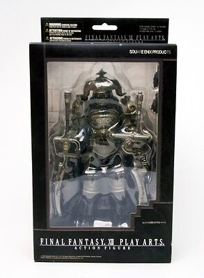 Square Enix Final Fantasy XII: Gabranth, Play Arts New 2006 Release