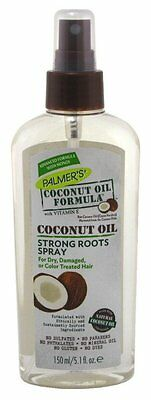 Palmers Coconut Oil Formula Strong Roots Hair Spray (150ml)