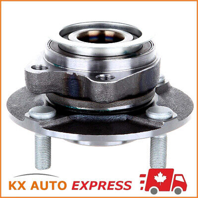 FRONT Wheel Bearing & Hub Assembly For Nissan Versa 2007-2011 Non-ABS Model
