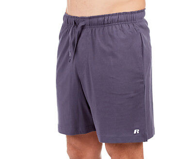 Russell Athletic Men's Core Academy Short - Storm Cloud