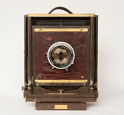 AGFA 8x10 field camera with 300mm Komura f6.3 lens