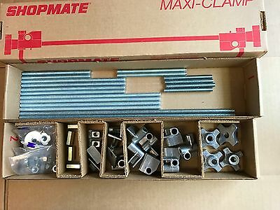 Shopsmith Maxi-Clamp Clamping System, Like NewCondition w/ Manual