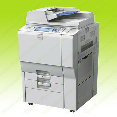 Ricoh MP C6501 Color Tabloid Copier Printer Scanner All-in-One Aficio 65PPM