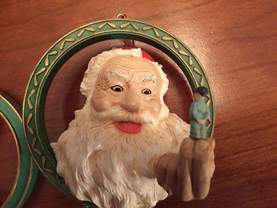 Norman Rockwell Christmas Ornament DANBURY MINT Collectors Club,set contains 25