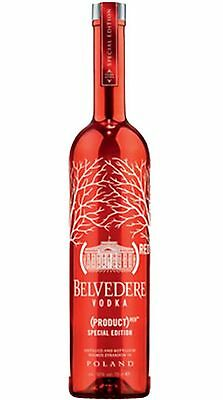 Belvedere Red Vodka 700 Ml Ultra Premium Imported